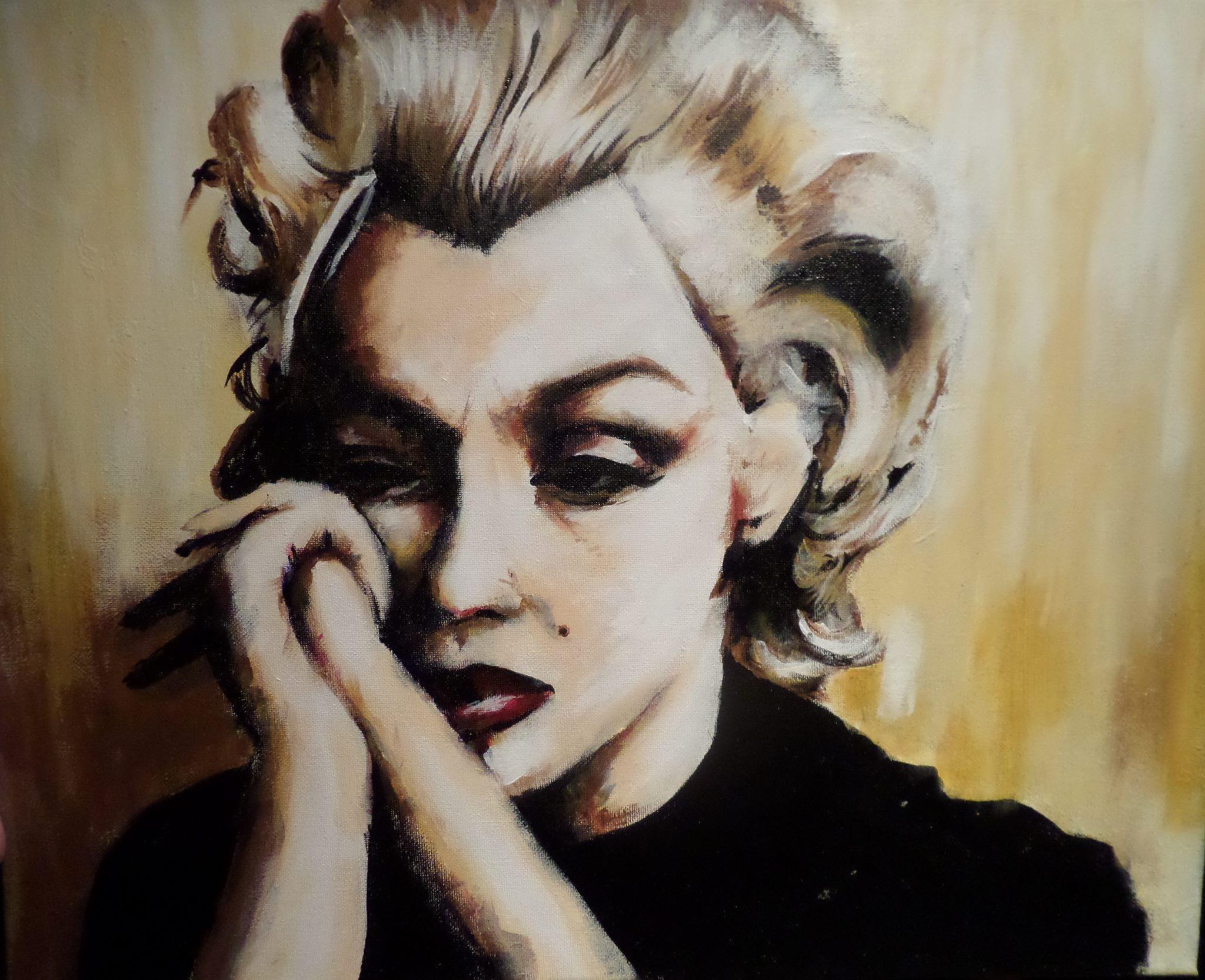 Celeb Marilyn Monroe