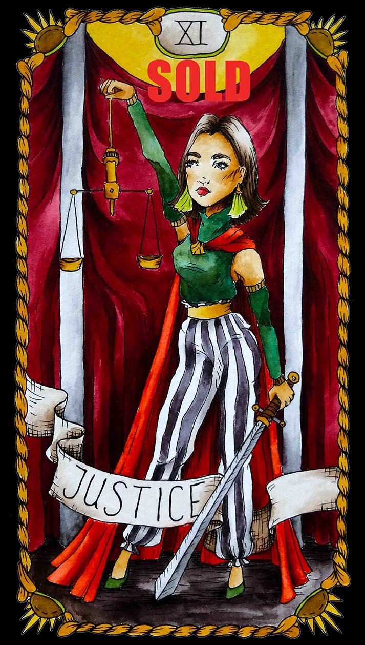 Justice Sold