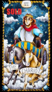 The Chariot sold