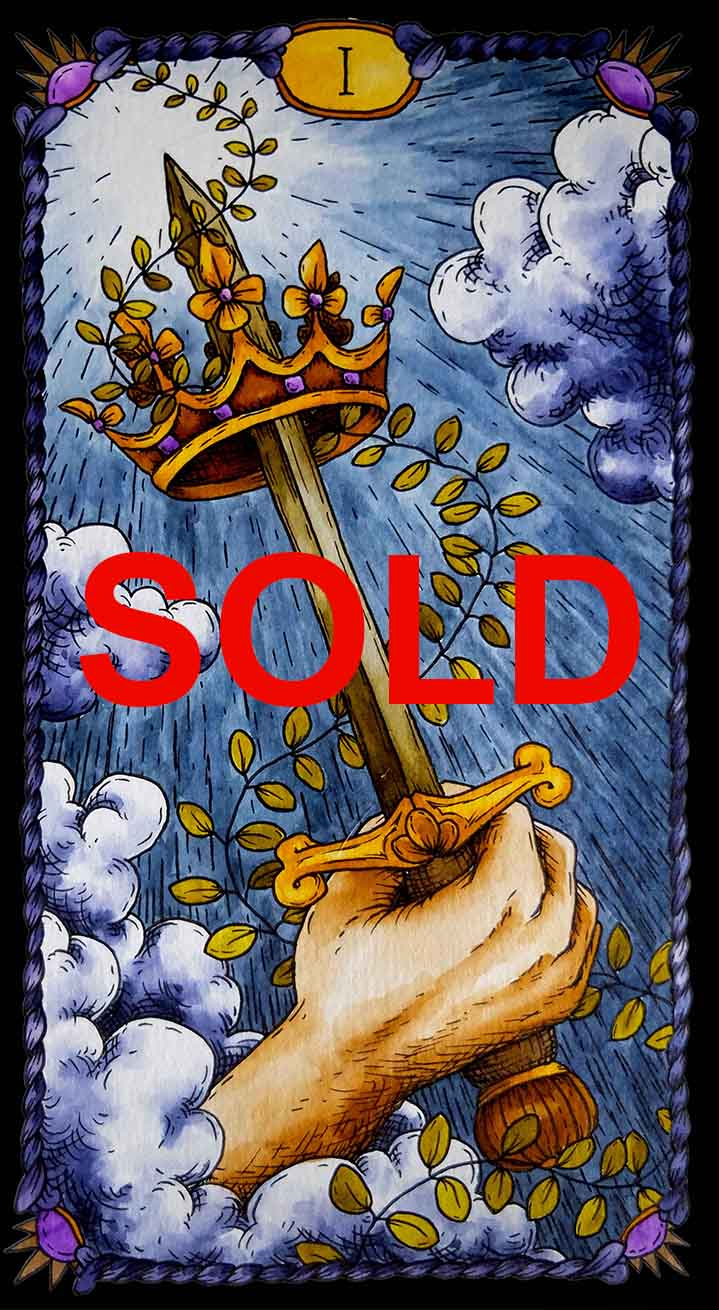 swords ace sold