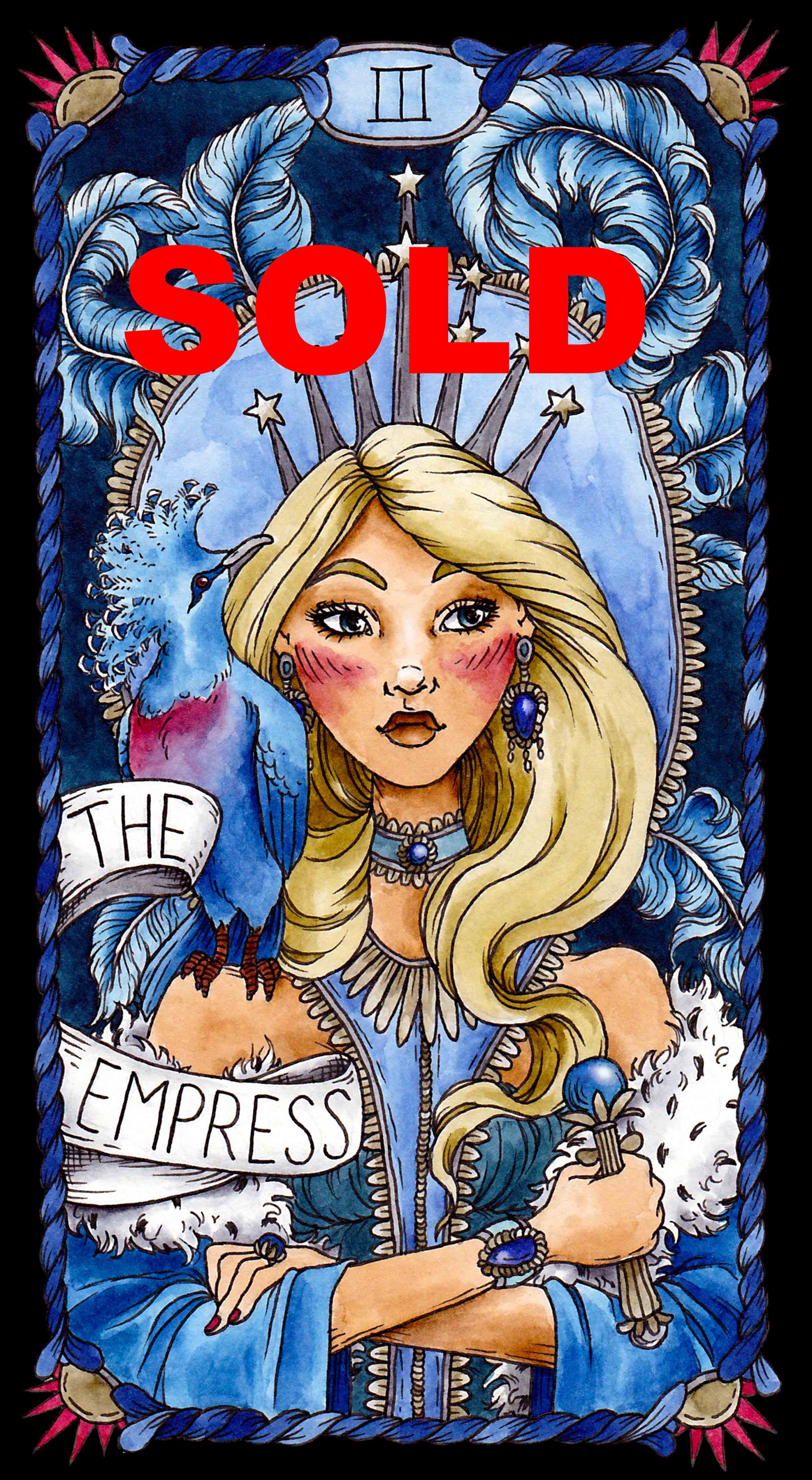 03 The Empress Sold