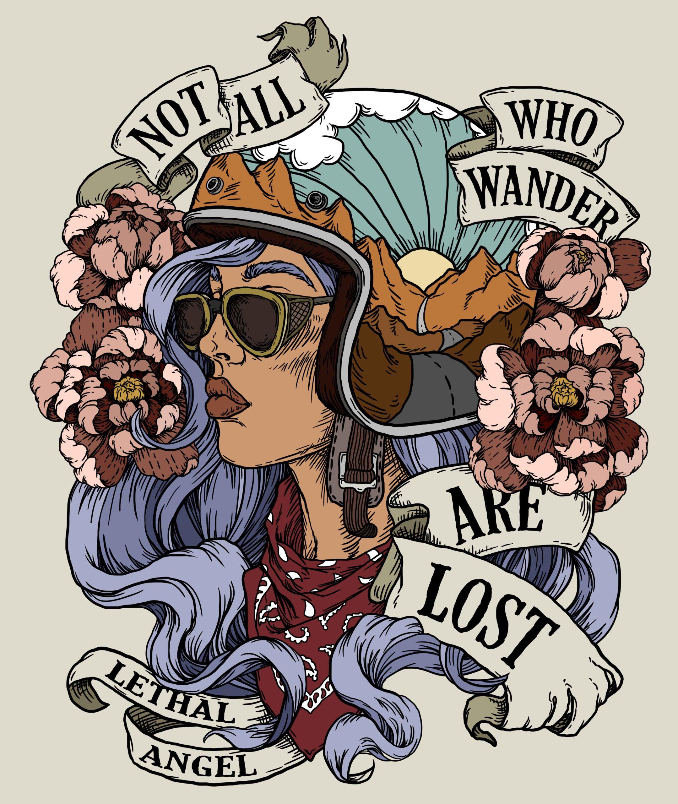 0 portfolio Wander