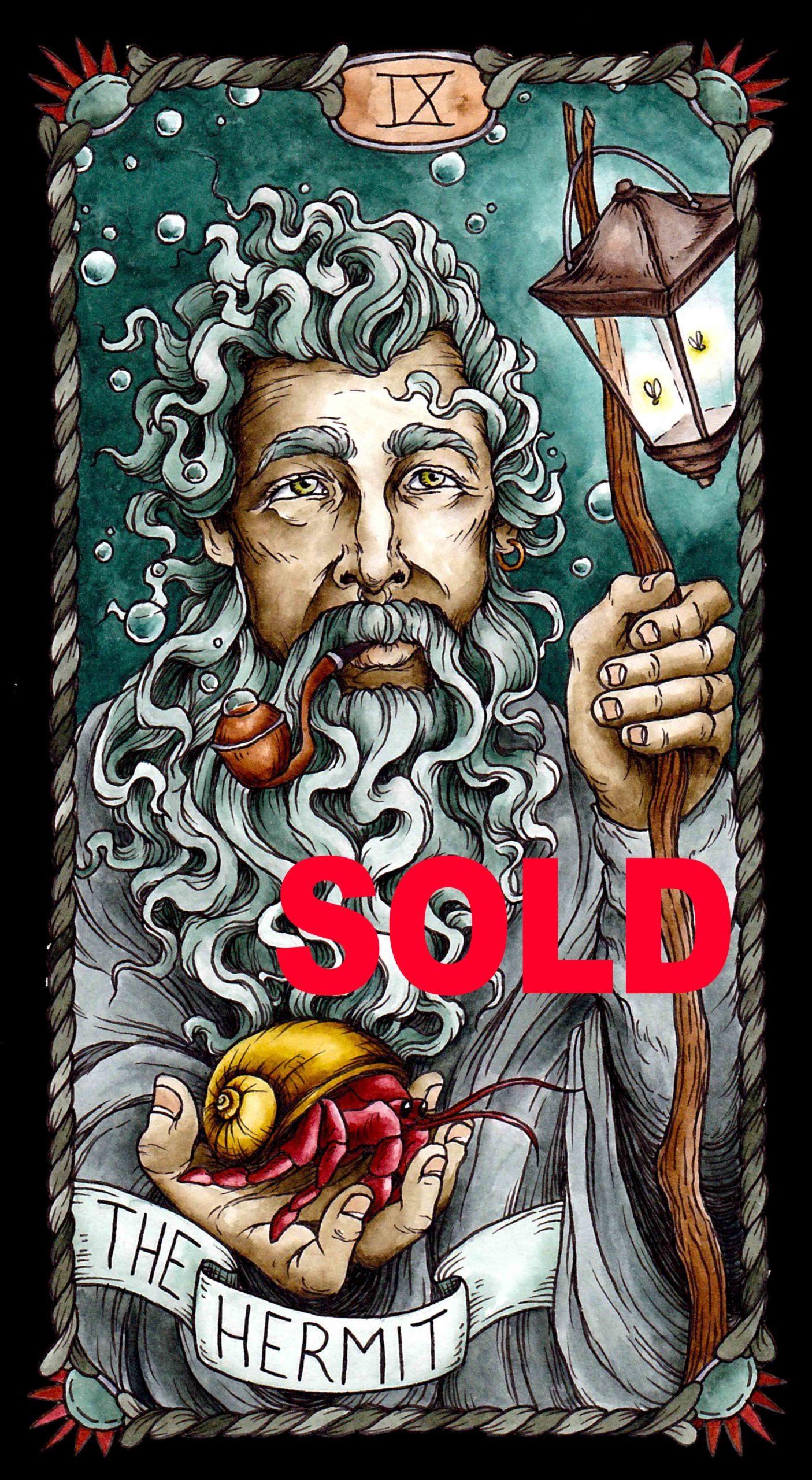09 Hermit sold