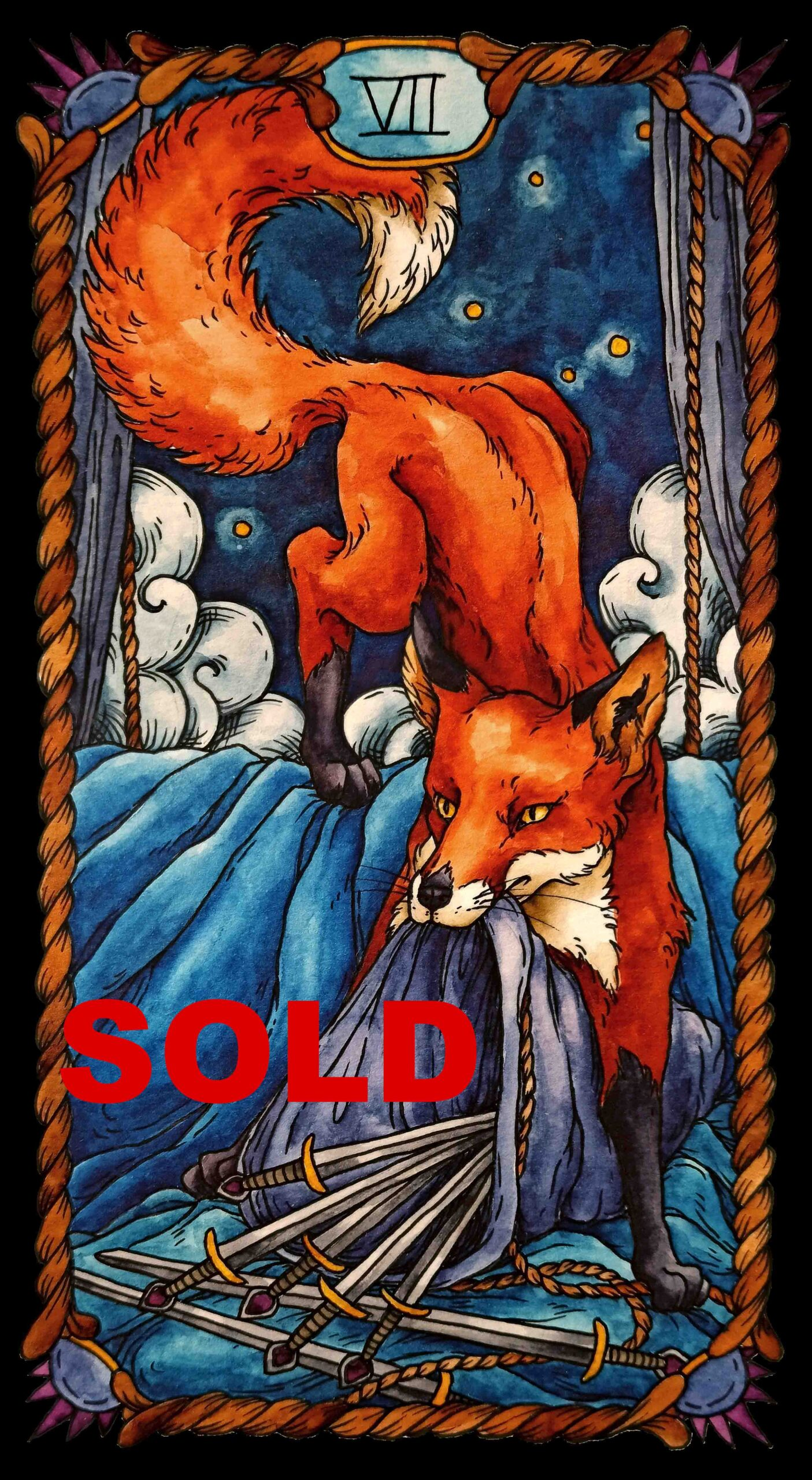 Swords 07 Sold