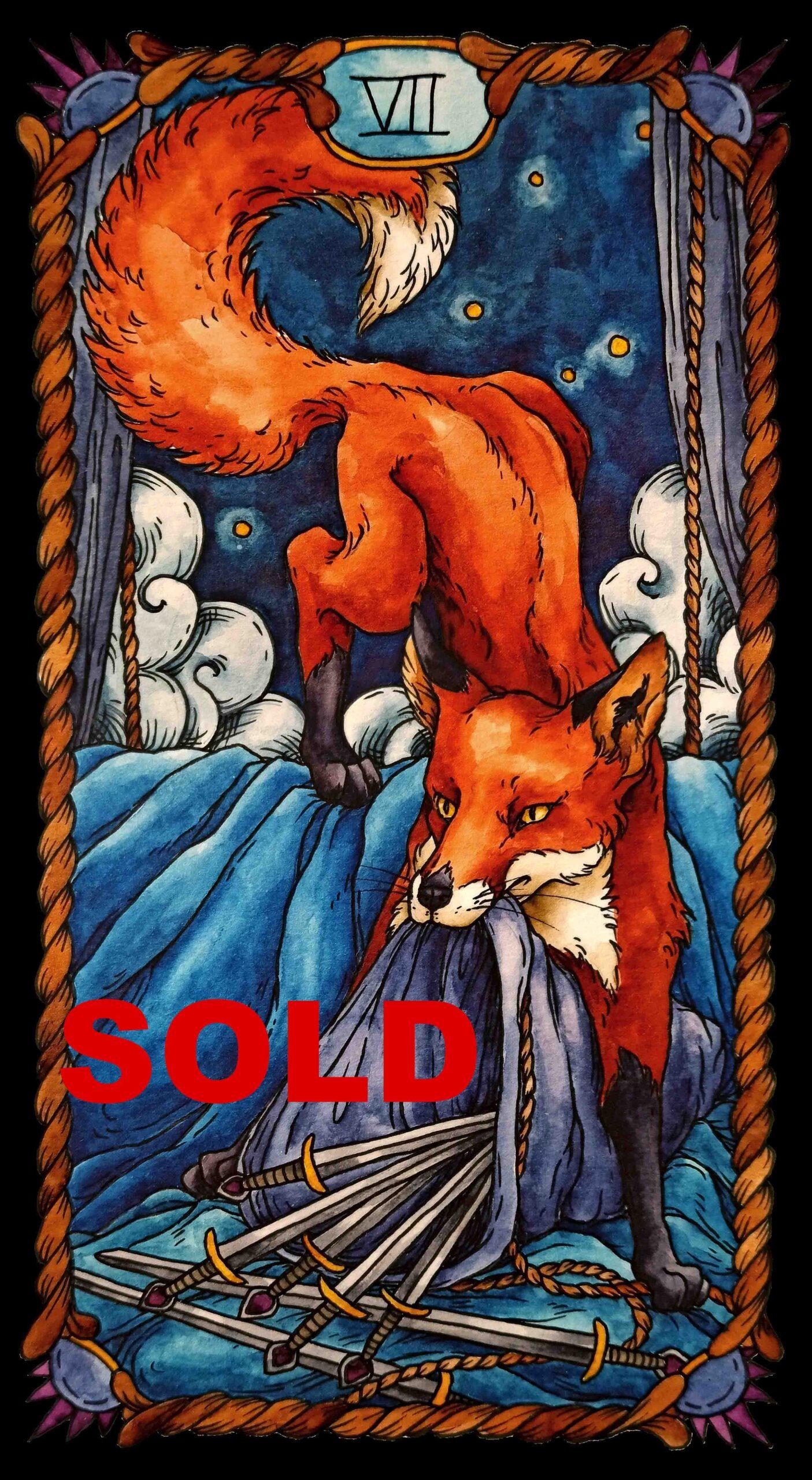 Swords 07 Sold