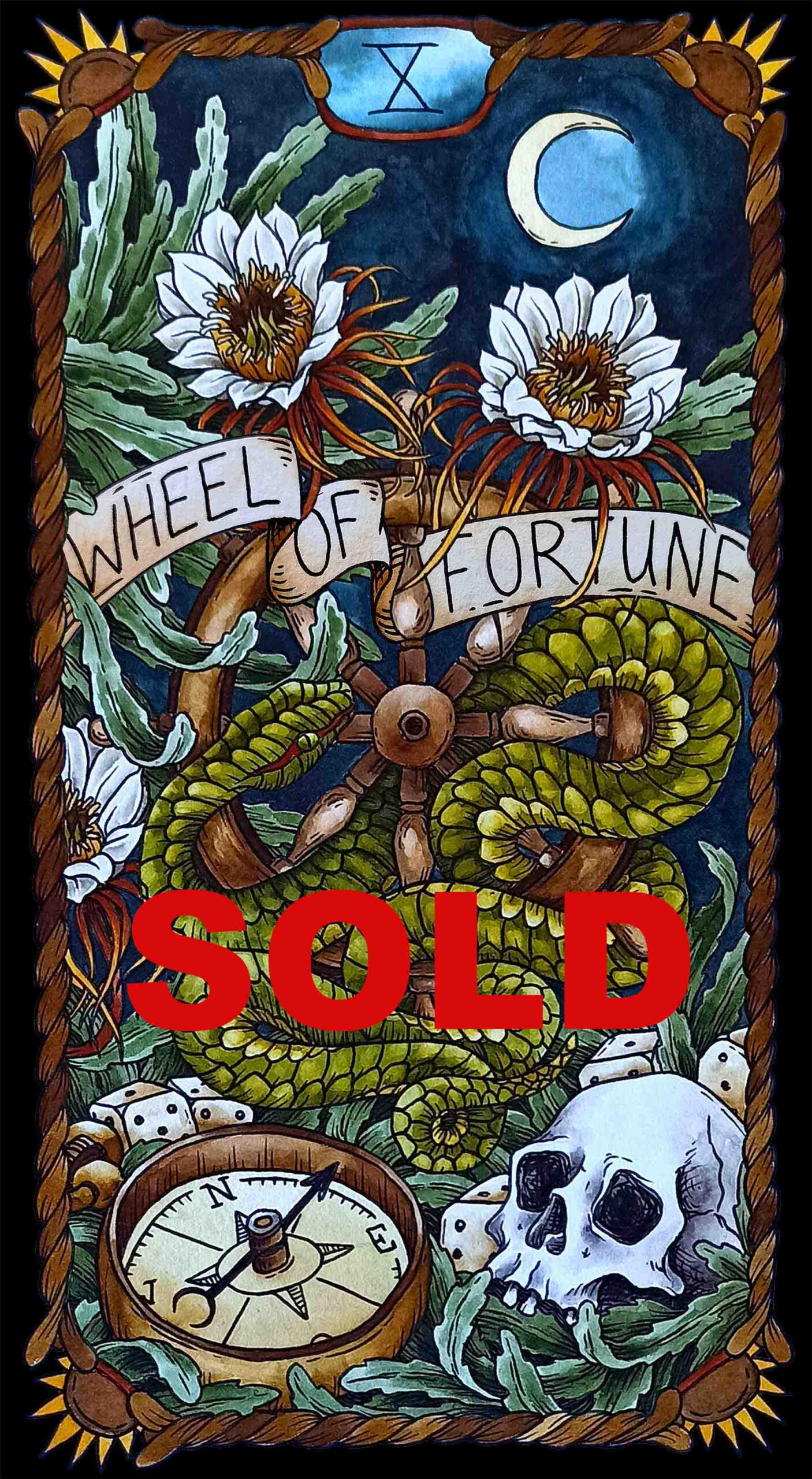 10 Wheel text sold
